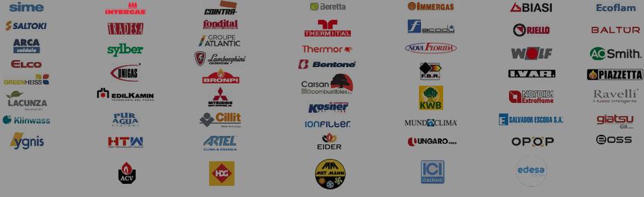 Los principales fabricantes confían en nosotros